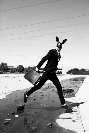 From the Bunnyman series by Russ Quackenbush