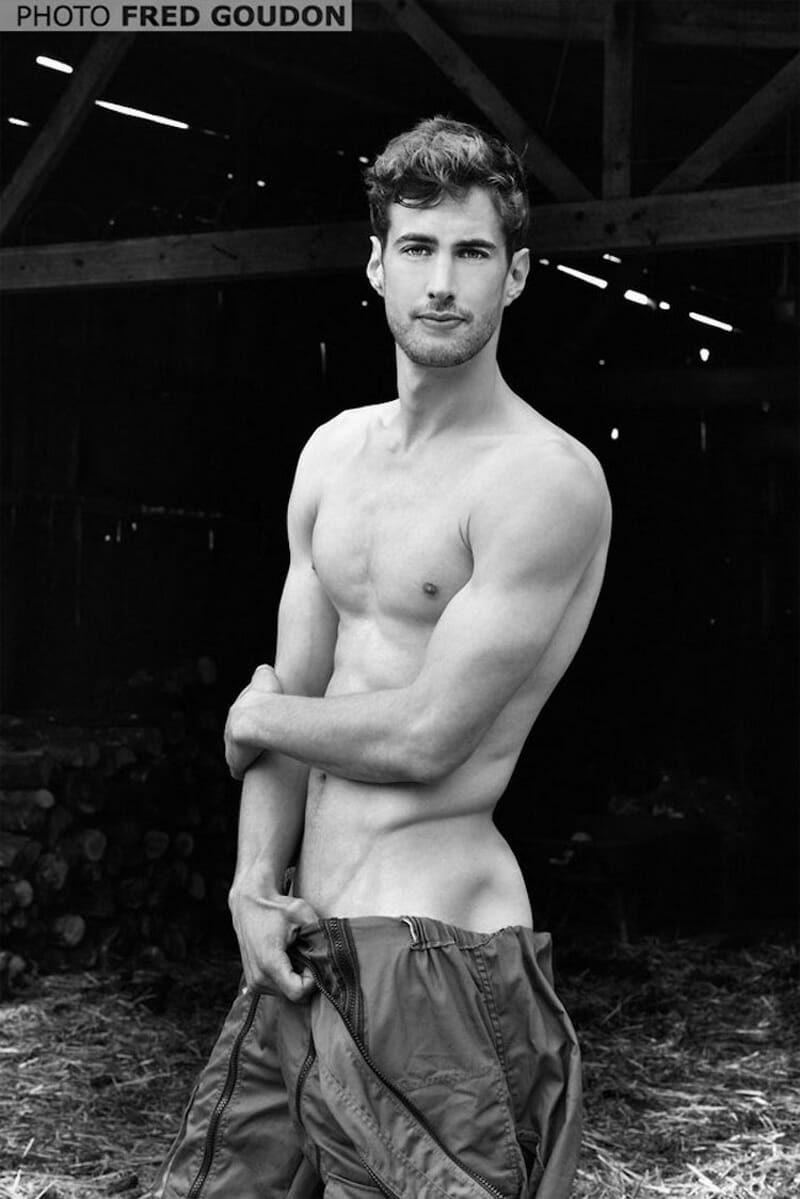 Getting naked for a good cause: from the 2017 French Farmer calendars
