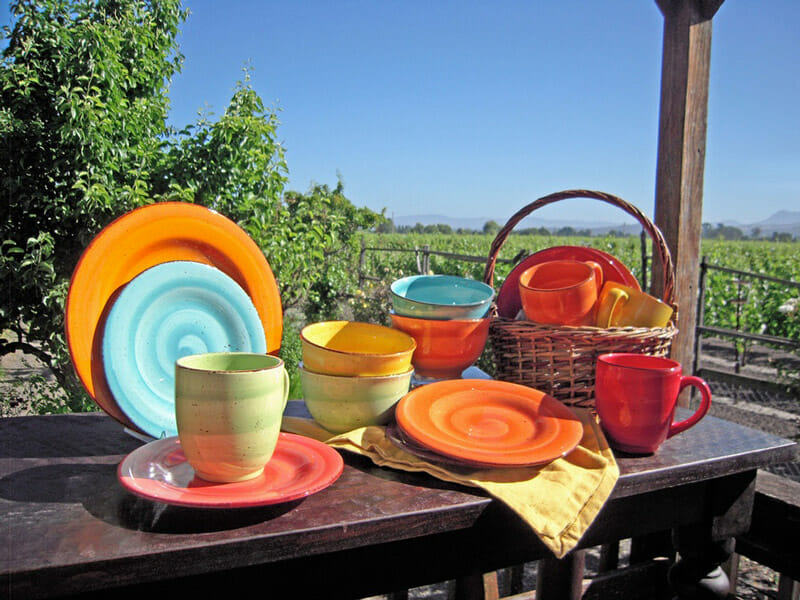 Small business, big impact: samples from one of the myriad lines offered by hausenware
