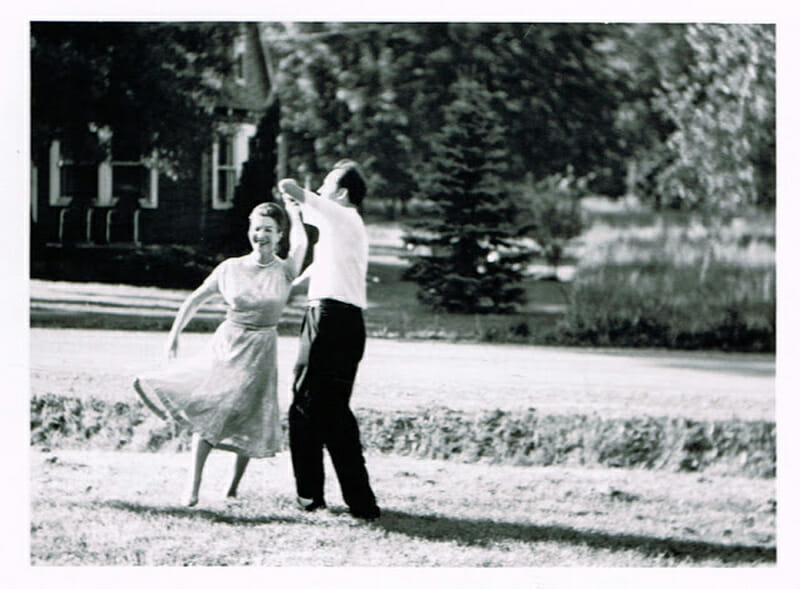 One of 40 vintage photos of pure joy