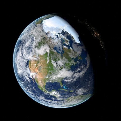 Our Blue Marble