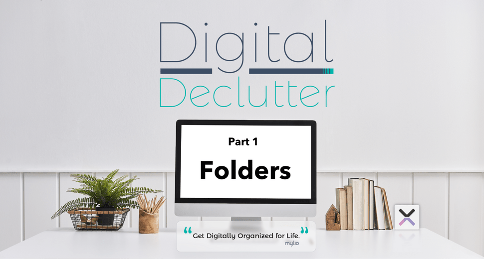 Digital Declutter Folders